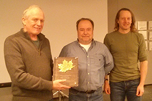2013 Gold Leaf Award Recipient