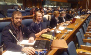 Side event, photo Jacques Perron