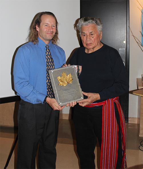 2016 Gold Leaf Award Presentation