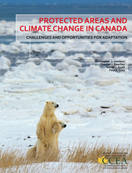 Protected areas and climate change in Canada