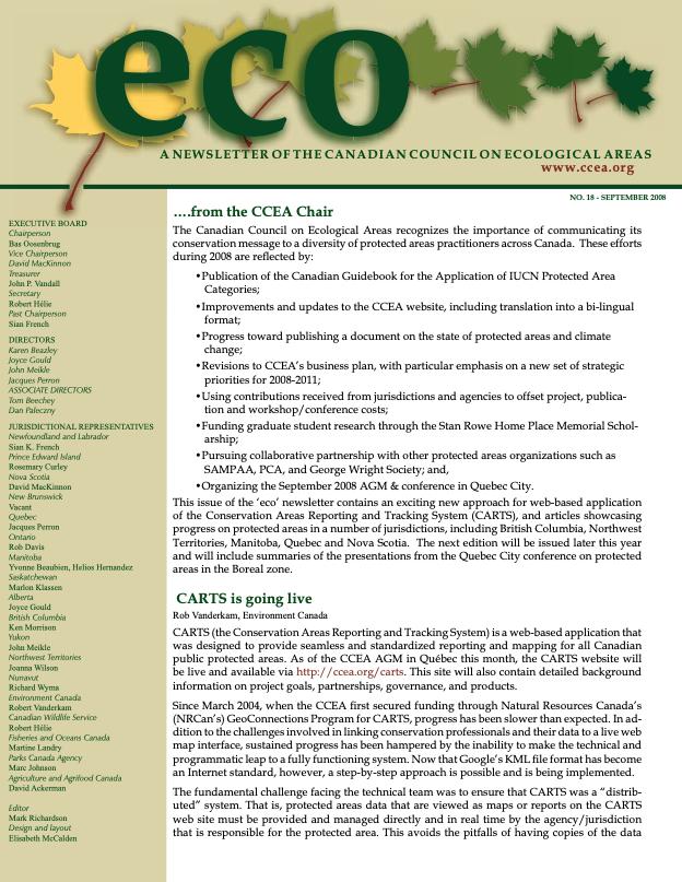 Eco September 2008