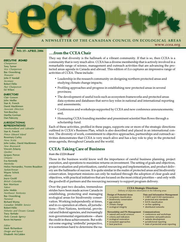 Eco April 2006